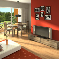 House Design Zona Living